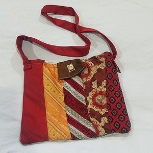 Handbags - Handmade Vintage Silk Tie Bag